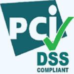 PCI DSS Compliant mark