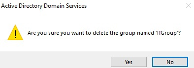 How to Manage Groups in AD. Part 1: Creating and Deleting Groups.